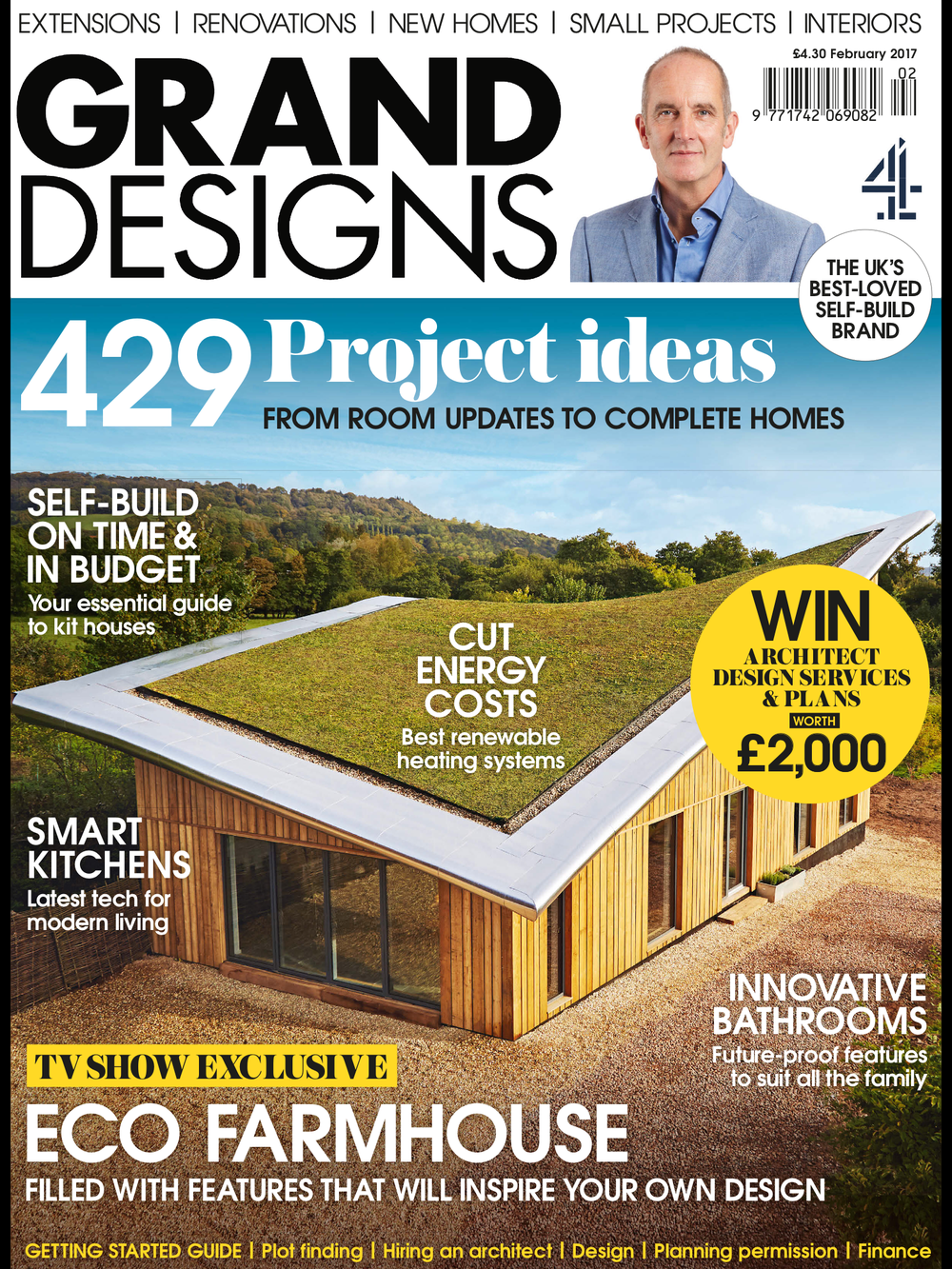 Grand Designs Magazine - Feb 17