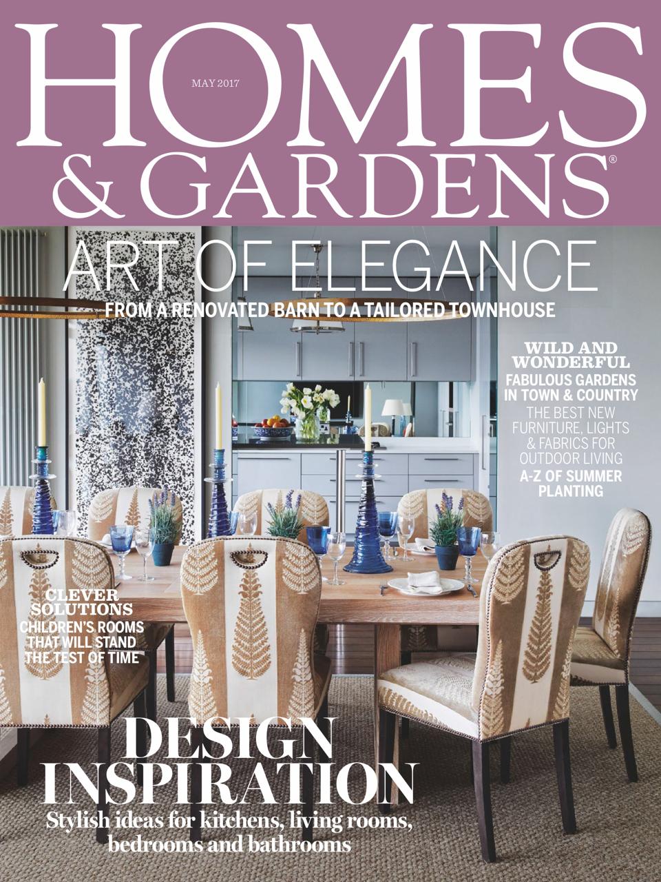 Homes & Gardens - May 2017