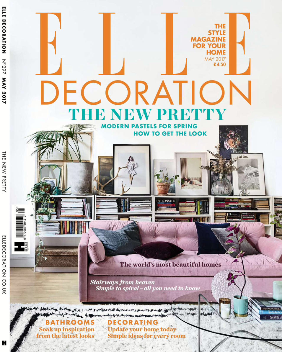 Elle Deco - May 2017