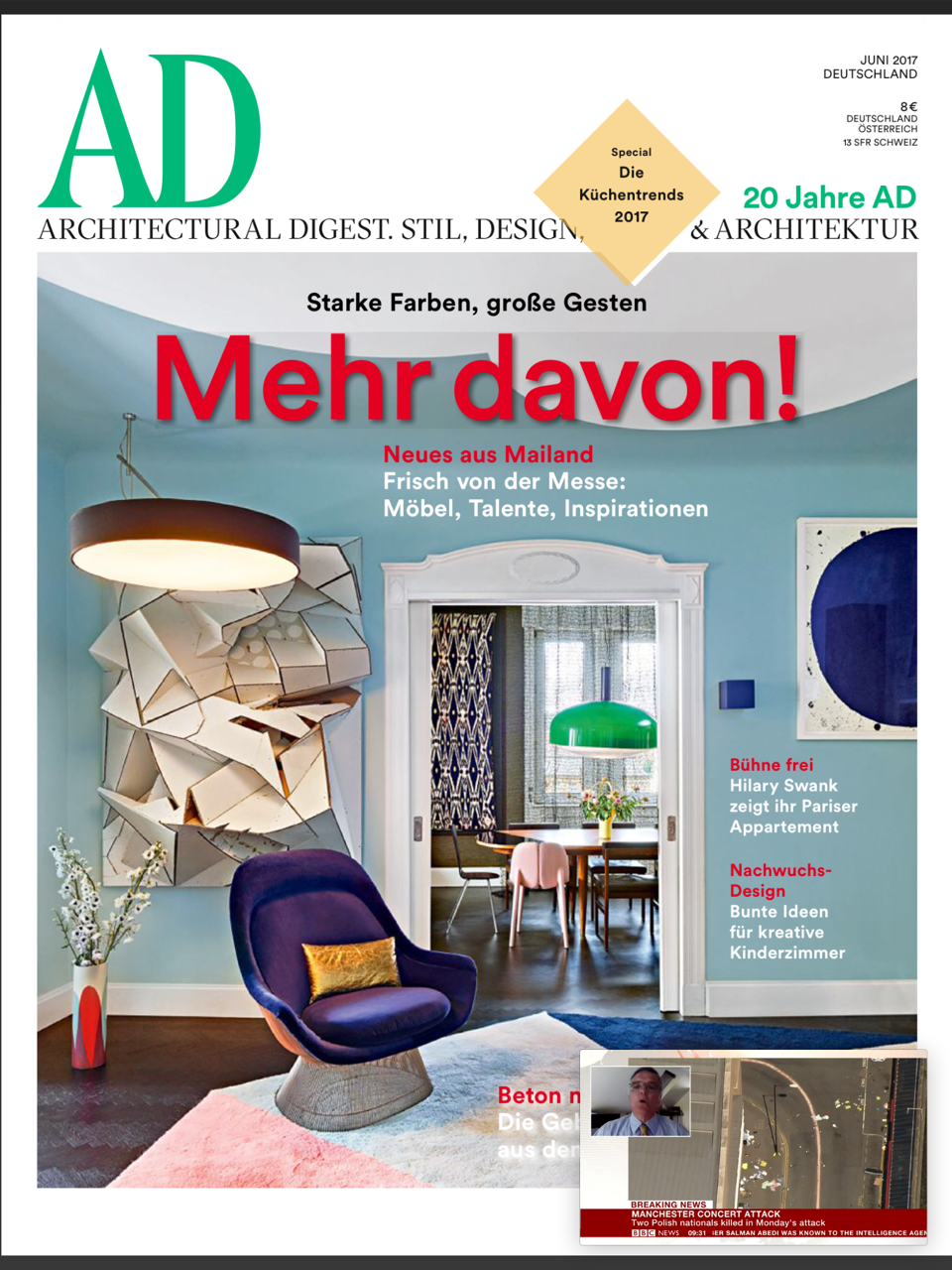AD Germany - June 2017