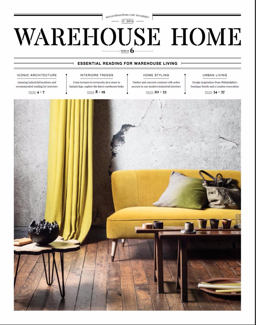 My Warehouse Home - June 2017