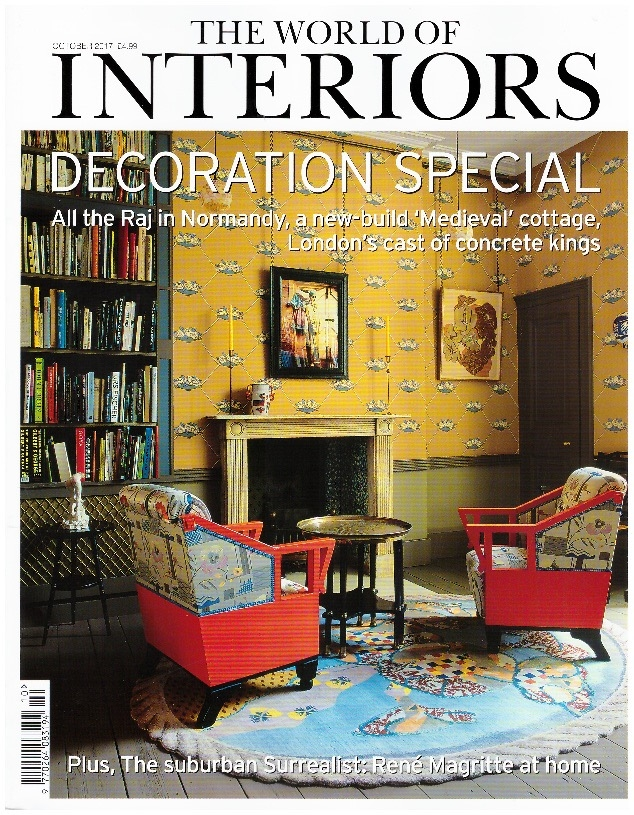 World of Interiors - October 2017