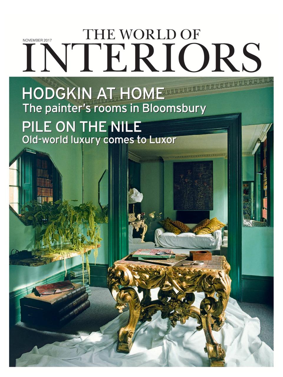 World of Interiors - November 2017