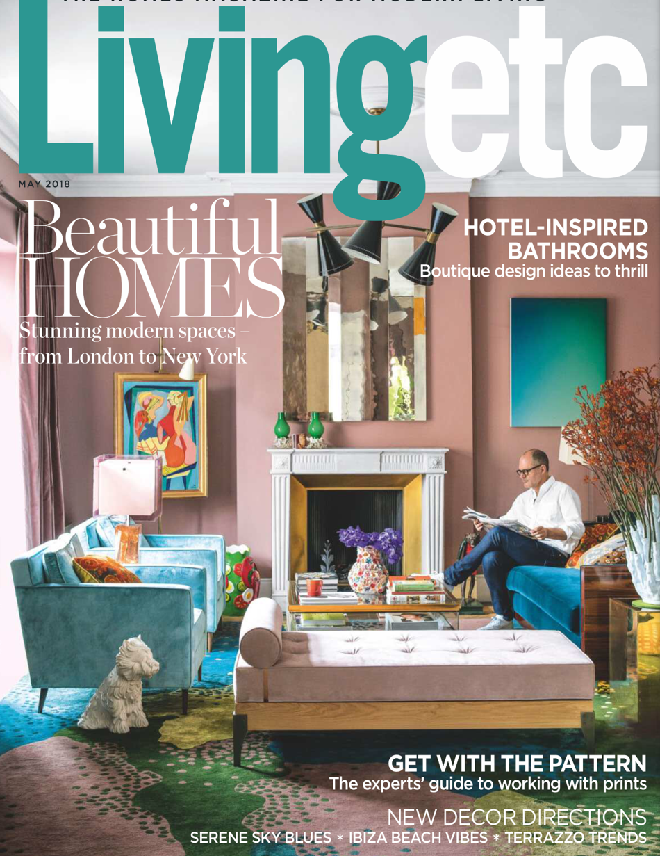 Living Etc - May 2018