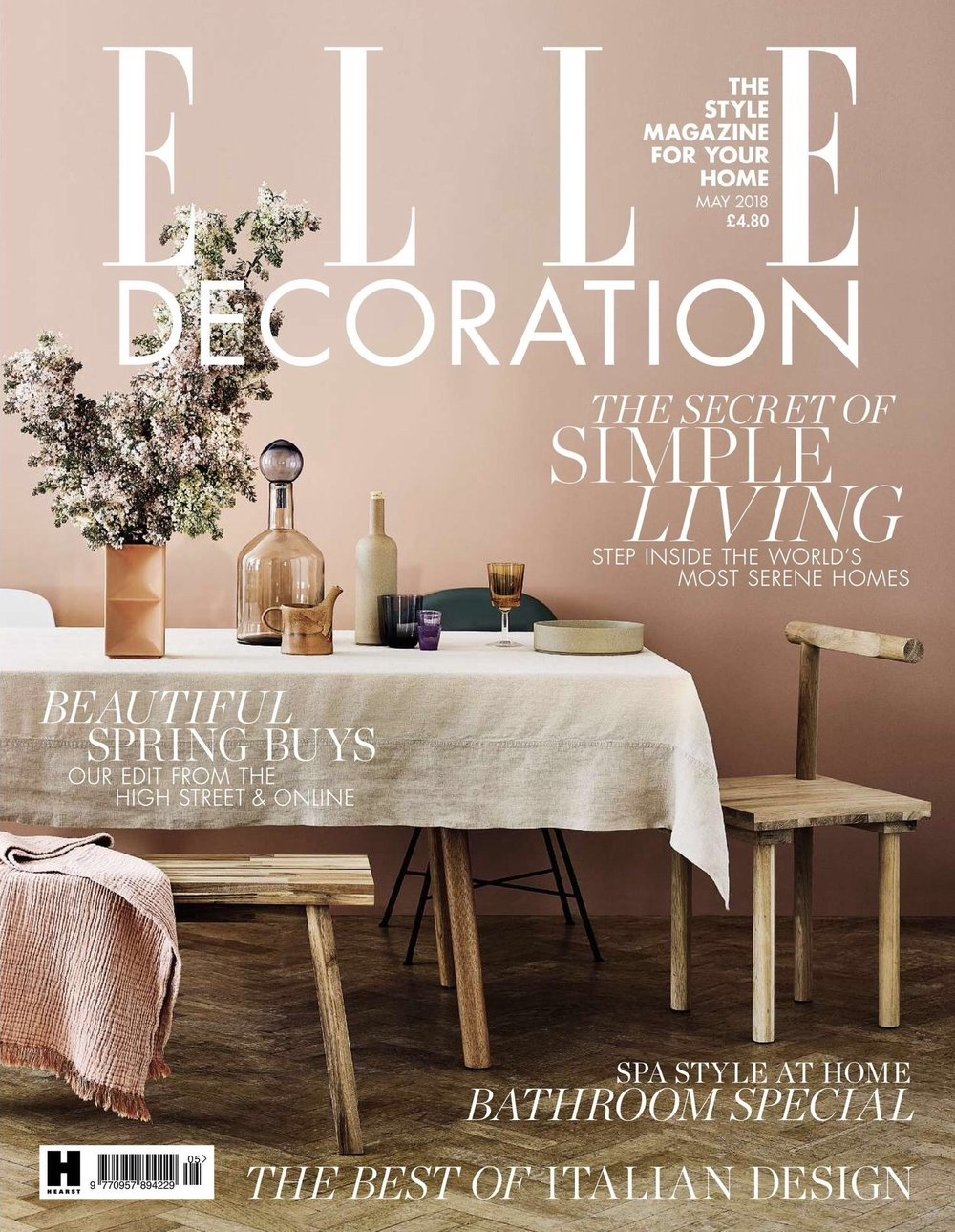 Elle Deco - May 2018