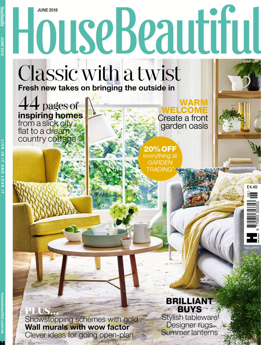 House Beautiful - June 2018