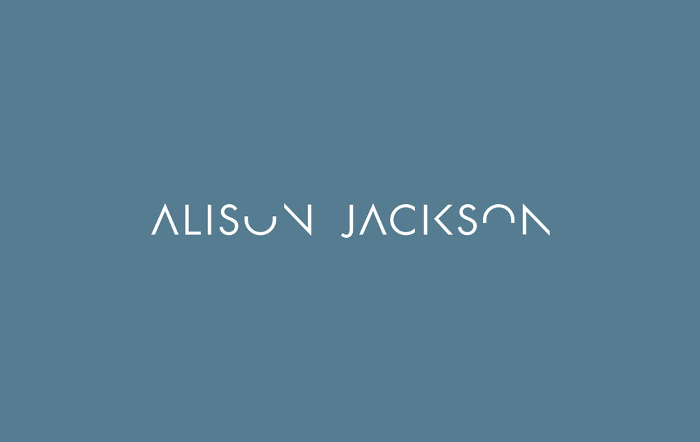 Alison Jackson (2016) / Designed at  Smack Bang Designs  Jewellery & tableware designer