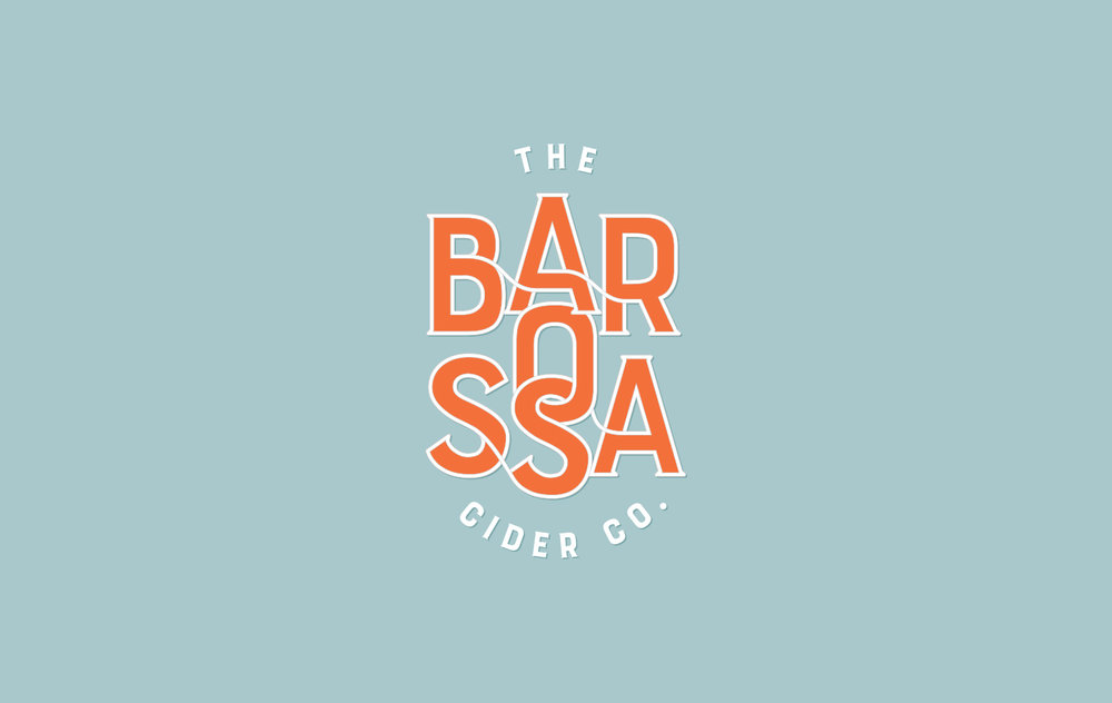 Unused concept / The Barossa Cider Co. (2017) / Designed at  Smack Bang Designs