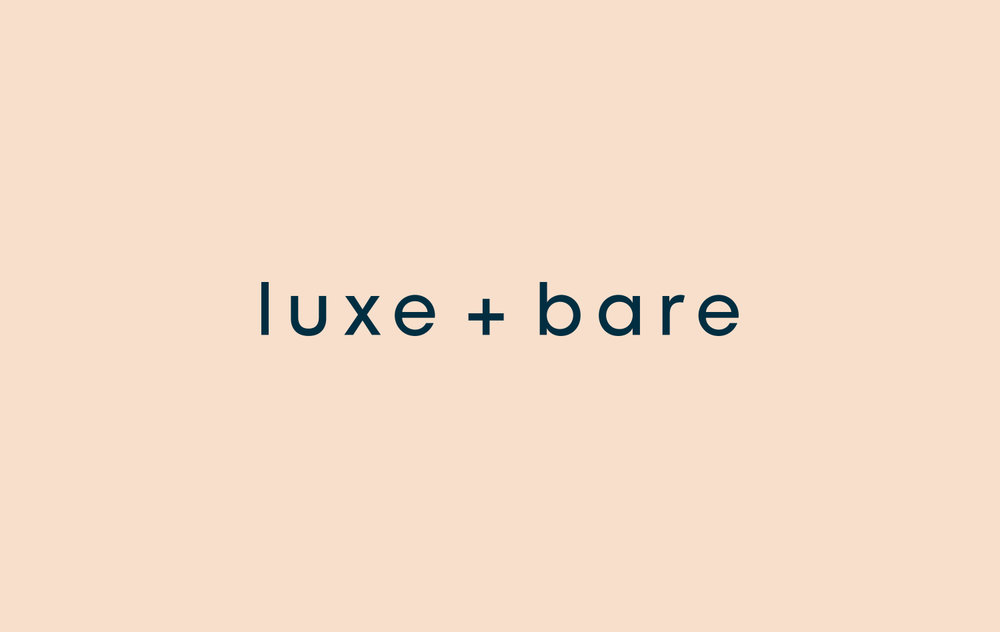 Luxe & Bare (2016) // Designed at  Smack Bang Designs  The beauty salon re-created, South Africa