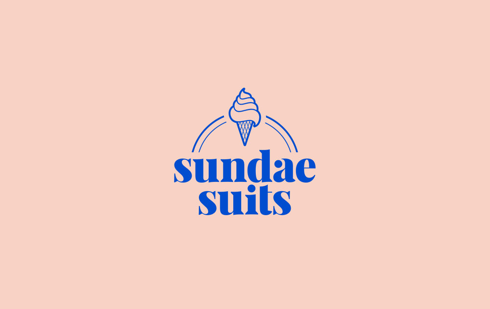 Sundae Suits (2017) Short sleeve & pant suits // Coming soon