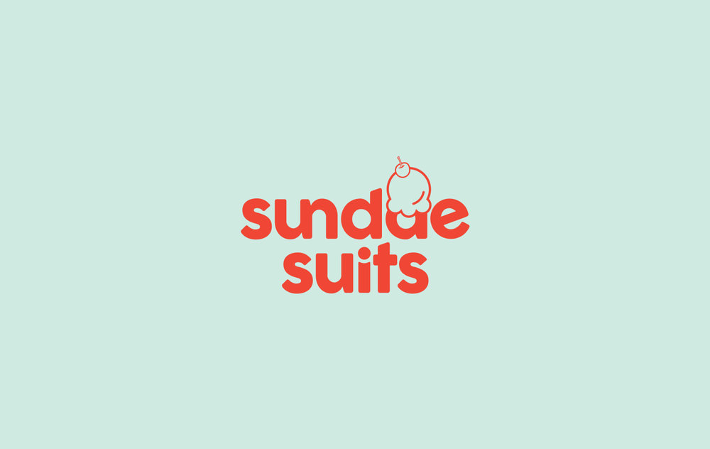 Unused concept / Sundae Suits (2017) Short sleeve and pant suits
