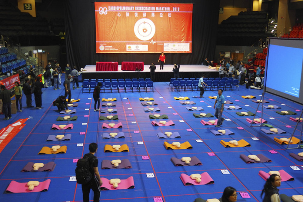 CPR Marathon Event