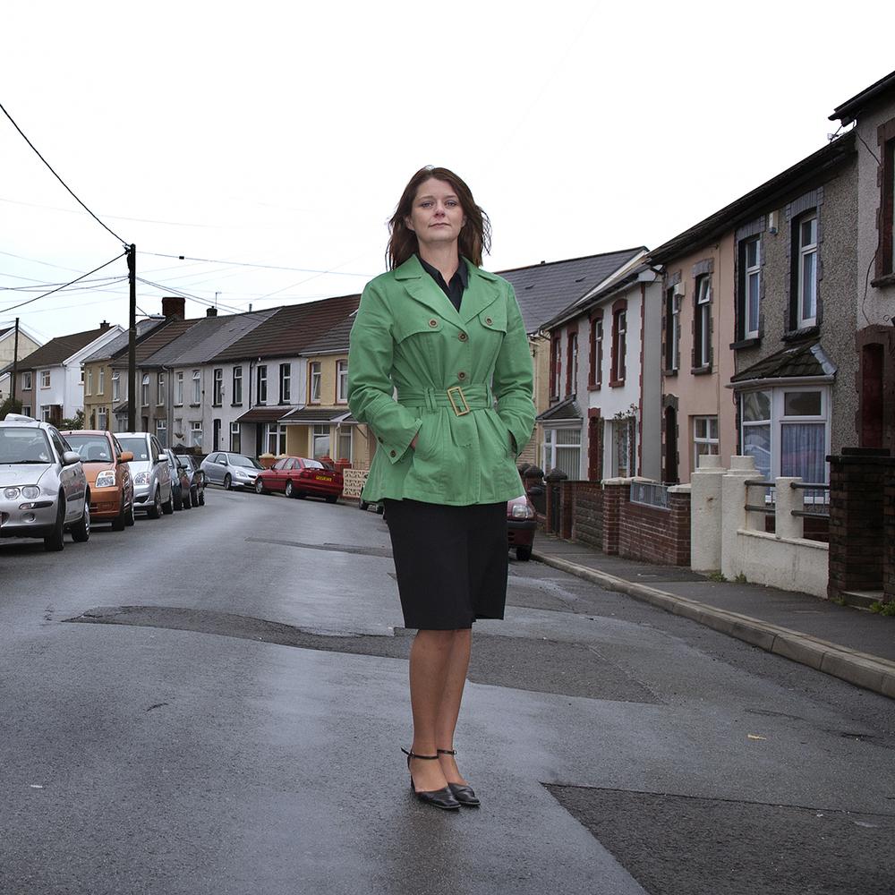 Leanne Wood, Plaid Cymru.