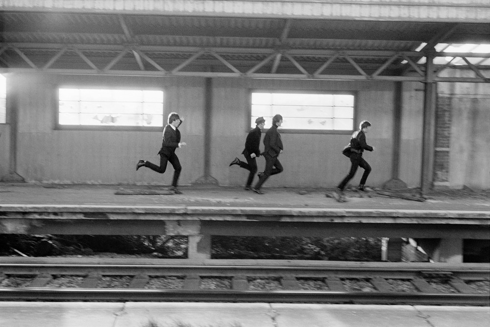 © David Hurn / Magnum Photo