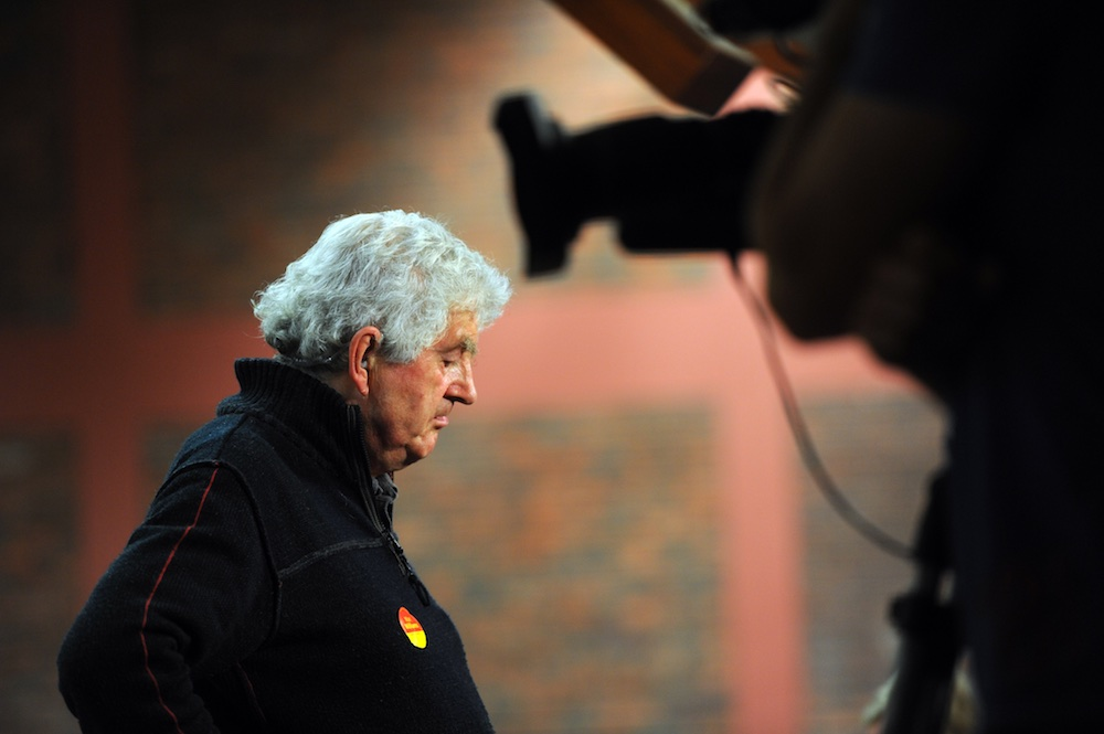 Rhodri Morgan. Image © Media Wales/Rob Browne
