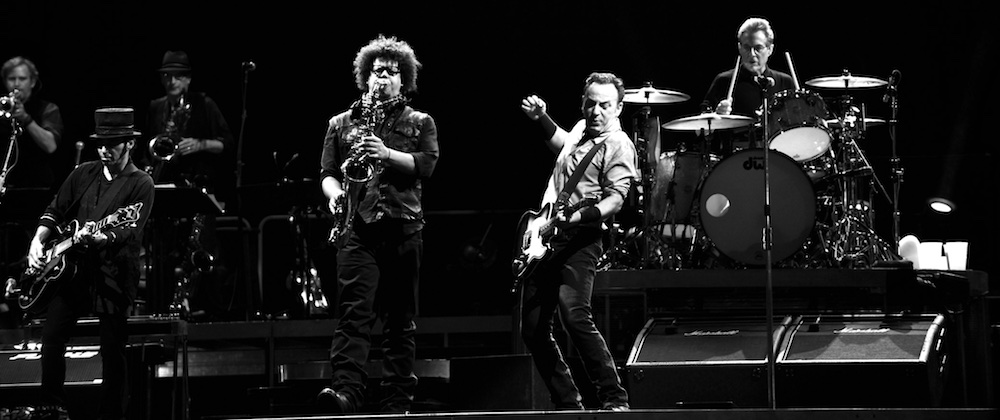 Bruce Springsteen, Cardiff