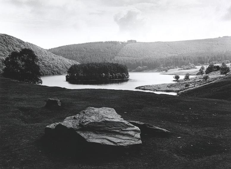 Pen-y-Garreg Reservoir