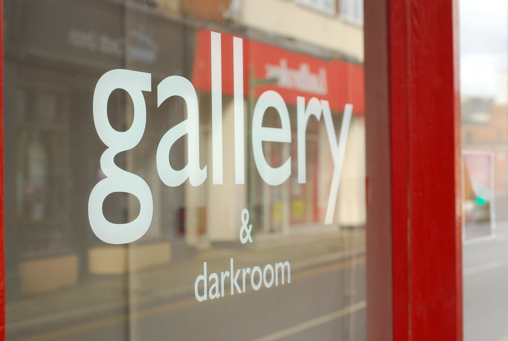 The new 76m2 photography gallery in Pontypool