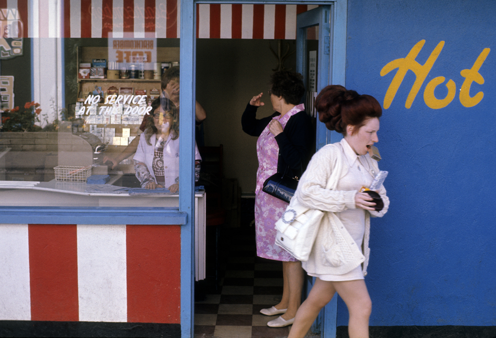 Butlin's Filey, Yorkshire, 1972