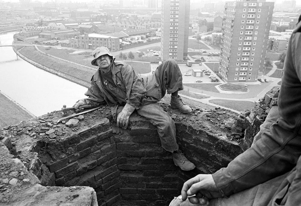 Peter Tatham, steeplejack