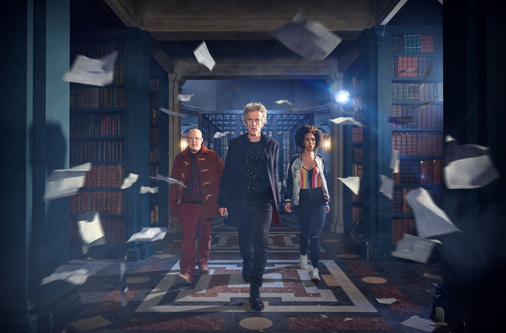 Doctor Who S10 - Extremis