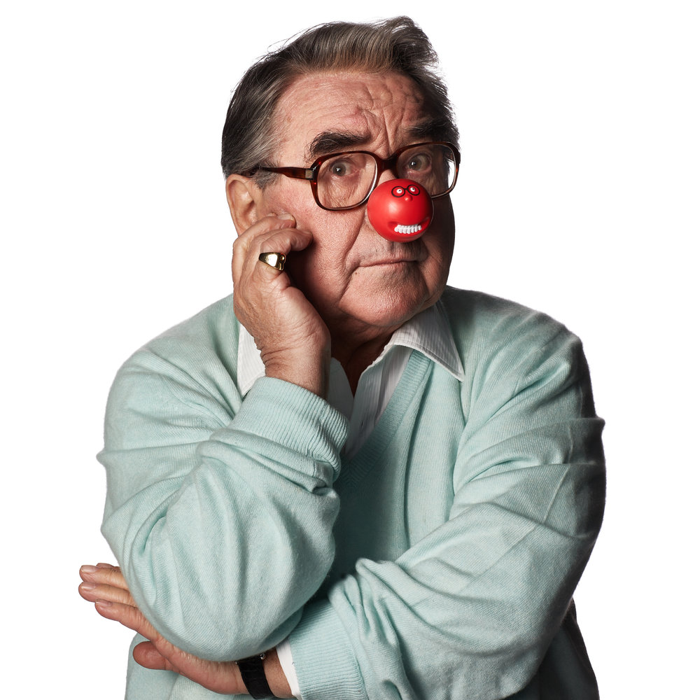 Actor Ronnie Corbett.