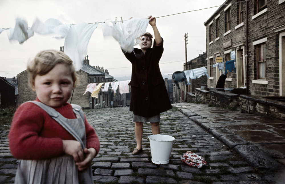 One of John Bulmer's images in the David Hurn collection. © John Bulmer
