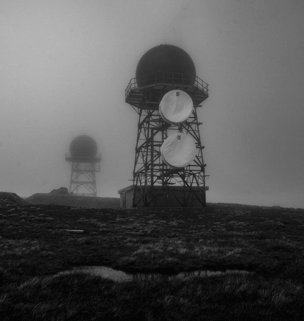 Radar Installation, Mullach Mór. St. Kilda