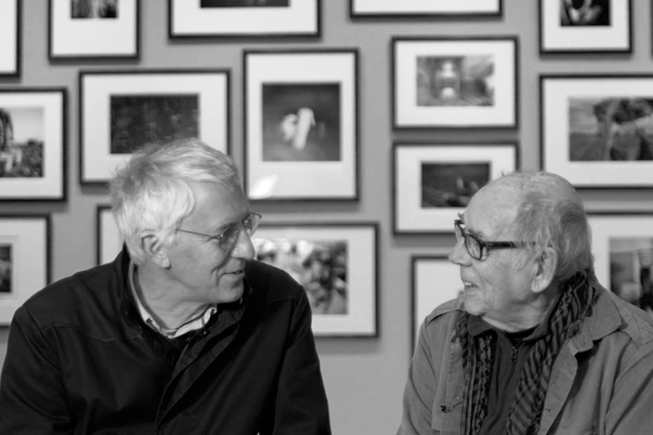 DAVID HURN &DANIEL MEADOWS - January 2018