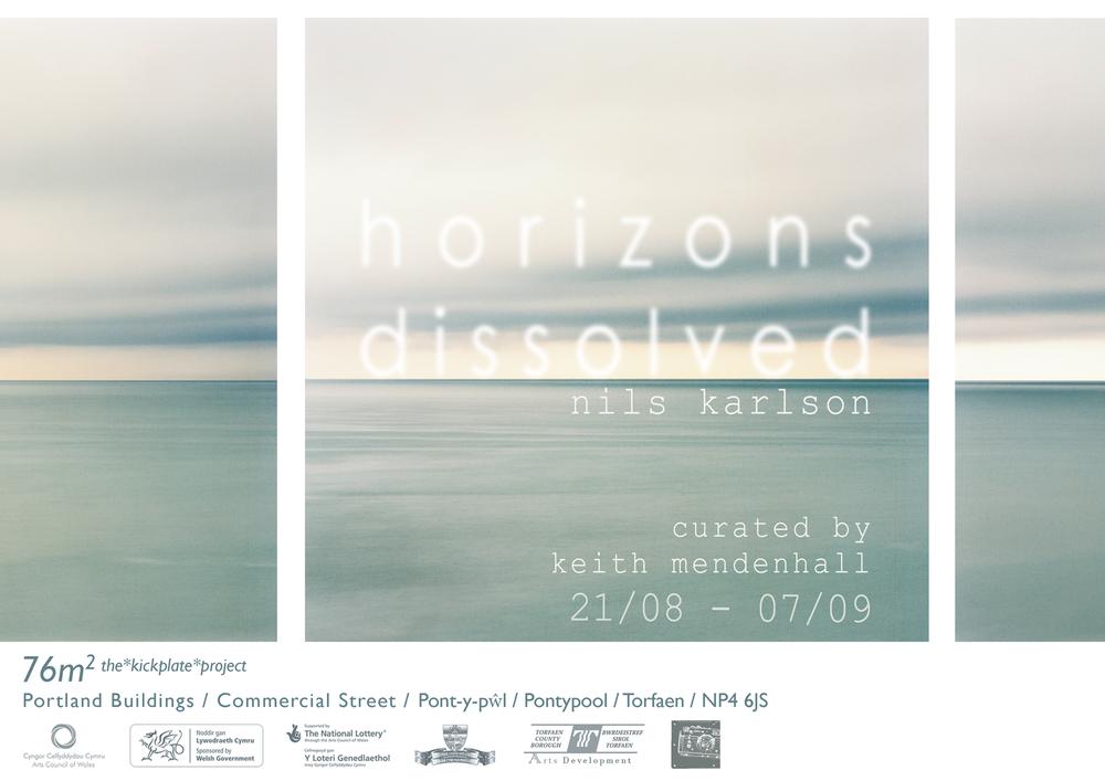 horizons dissolved poster