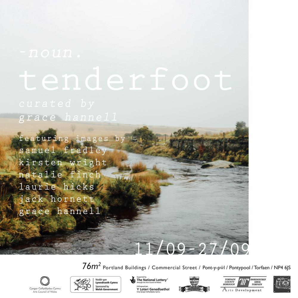 tenderfoot poster