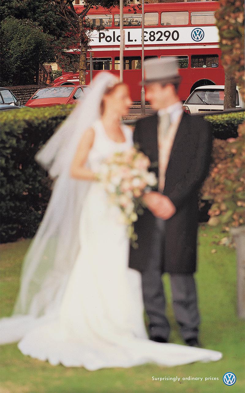 VW Wedding Ad