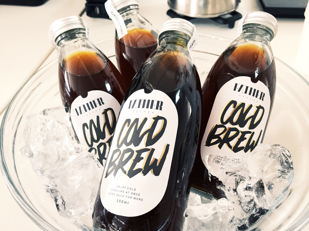 Father Coffee Cold Brew