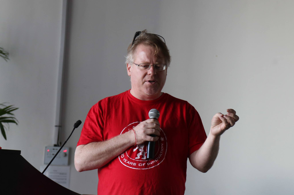 Robert Scoble, World's Most Famous Tech Blogger
