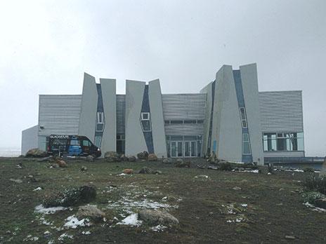 Glaciarium - Museu do gelo