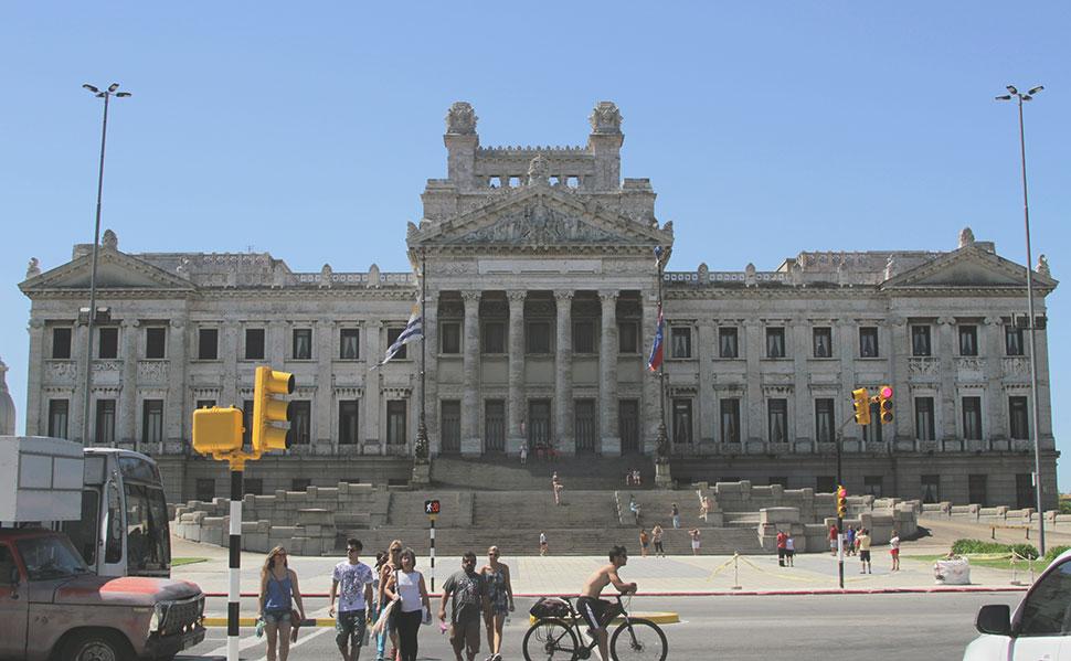 Palácio Legislativo de Montevidéu