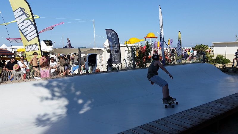 Soul Hand art and surfskate festival