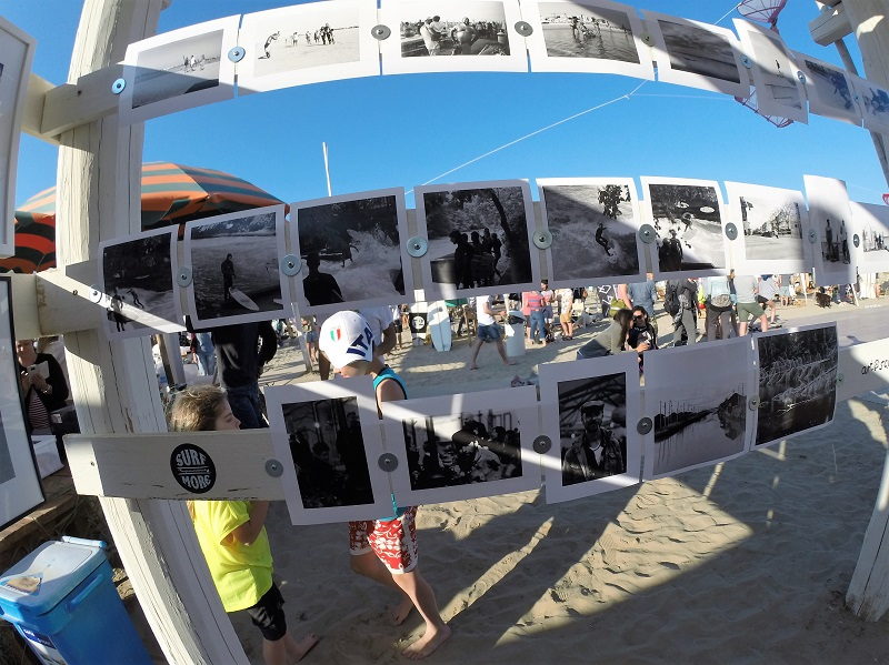 Photographic exhibition Soul Hands Art and Surfskate Festival