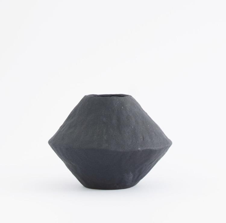Ceramic Vase      Material:  Ceramics   Dimensions:  13 X 18 X 18 cm   2015     Price:   750 DKK /  100 €