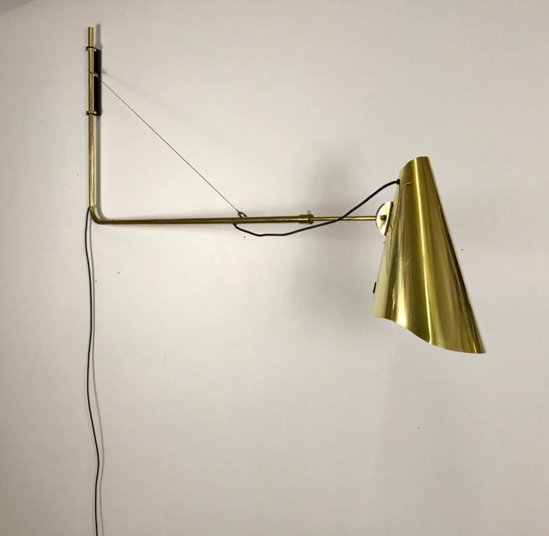 Side Lamp - Brass 2017Edition of 1/30185 X 85 X 30 cm Price upon request