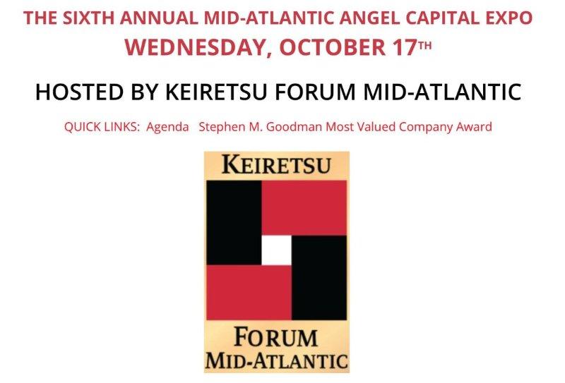 Event: Angel Capital Expo, Philadelphia - Oct 17 — FIFTH ERA