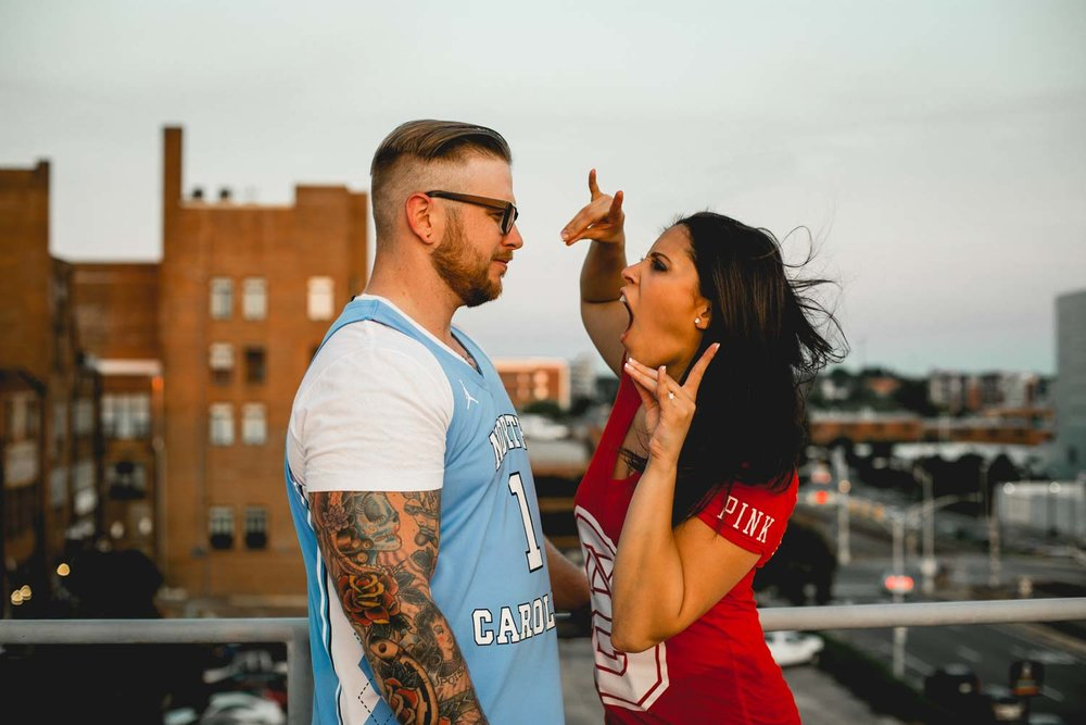 unc-vs-nc-state-engagement-photo