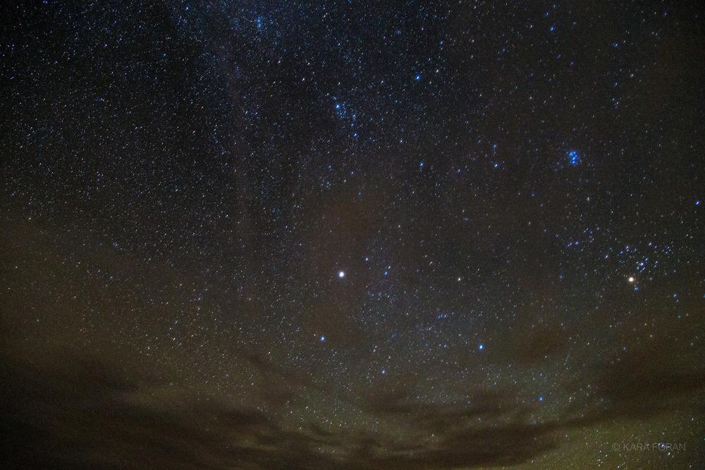 Joshua's Sky