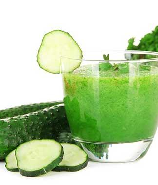 kale cucumber