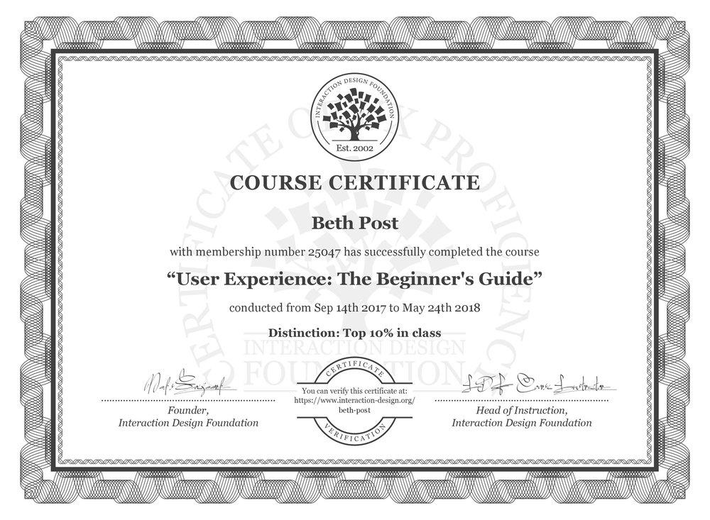 Beth Post - User Experience The Beginners Guide.jpg.jpg