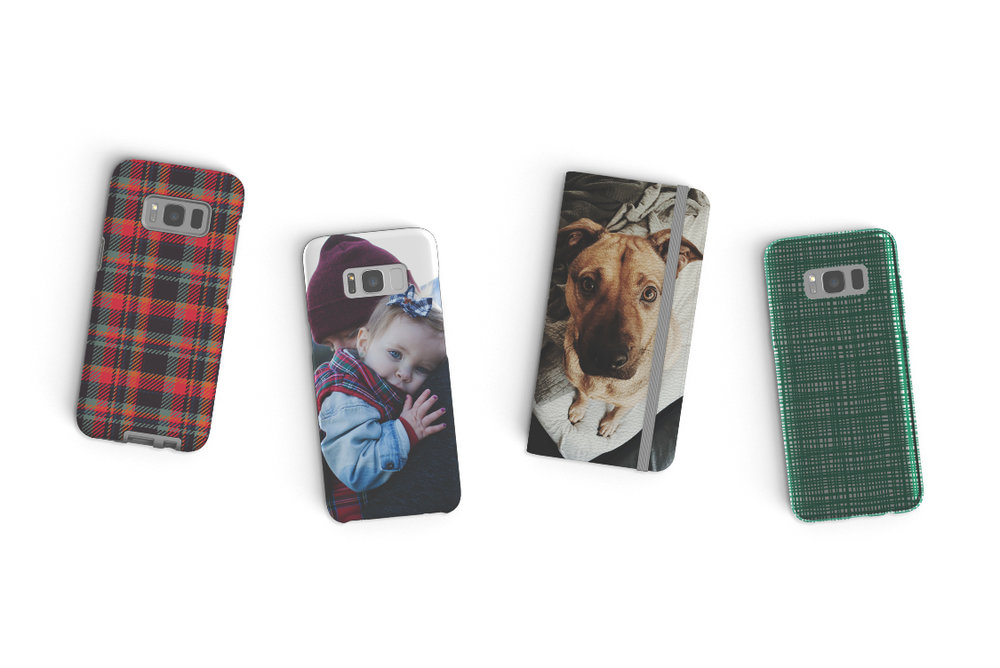 Snap, Tough, Clear, and Folio Cases for #SamsungGalaxyS8  Snap, Tough, & Folio Cases - Available Now  Clear Cases - Coming Soon    Learn More