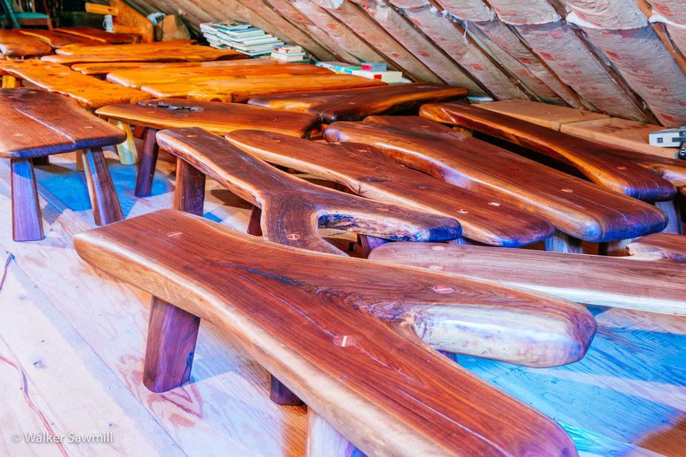 Wood John Walker Sawmill 206