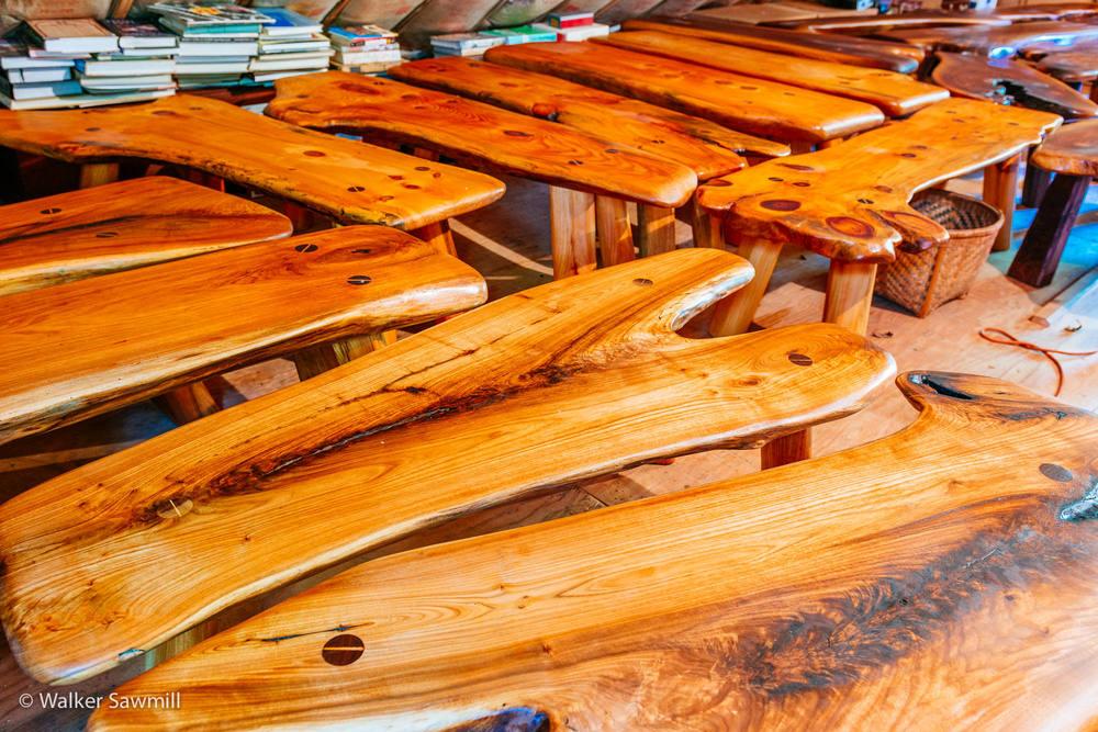 Perfect Wood John Walker Sawmill 209