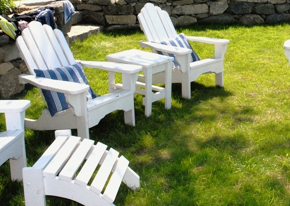 Outdoor Furniture -  The Camp and Cottage Signature Line