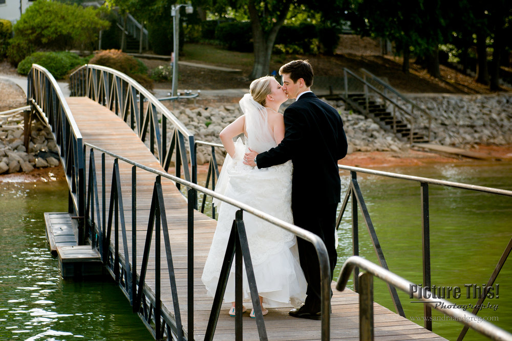 Emily & Whit at Chattahoochee Country Club